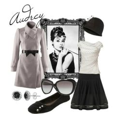 audrey hepburn style | Classic Audrey Style. by pupeditis