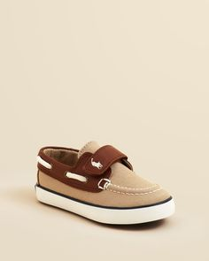 Ralph Lauren Childrenswear Boys' Sander Boat Shoes - Walker, Toddler | Bloomingdales's