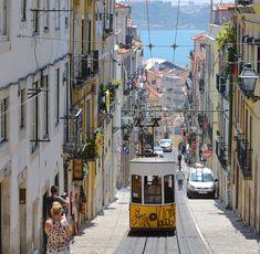 Luminosa Lisboa {Parte II: Chiado y Barrio Alto} / Vero Palazzo - Home Deco