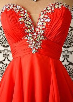 RED-PROM-COCKTAIL-EVENING-PAGEANT-SHORT-PARTY-HOMECOMING-GOWN-DRESS-S-4