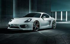 Porsche Cayman 2013 by TechArt