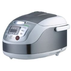 Rosewill RHRC-13001 5.5 Cup Uncooked Fuzzy Logic Rice Cooker and Food Steamer, White