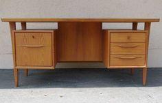 toller Vintage Swiss Teak Desk - 04.07.2016 2:28:00 - 1