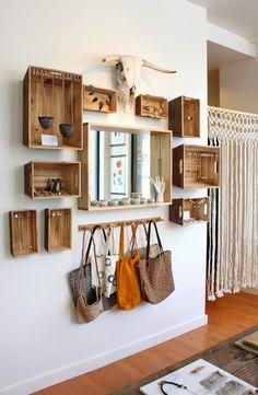 我們看到了。我們是生活@家。: 西雅圖的精緻小店Moorea Seal,手工的配件與飾品,清新時尚