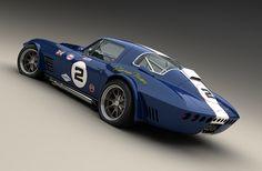 1964 corvette grand sport.