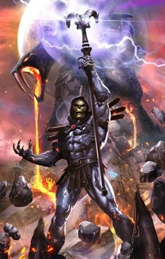 Skeletor - Masters of the Universe
