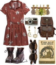 Very Light and Fresh Look. 40 Insanely Cute Looks For Your Wardrobe This Summer – Casual Fall Fashion Style. Very Light and Fresh Look. Geek Fashion, Fashion Mode, Fashion Outfits, Womens Fashion, Indie Hipster Fashion, Fashion Hacks, 70s Fashion, French Fashion, London Fashion