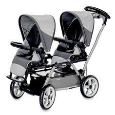 Peg Perego Duette Stroller Separates