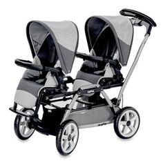 Peg Perego Duette Stroller Separates - buybuyBaby.com