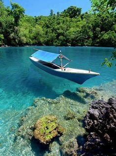The Maluku Islands, Indonesia
