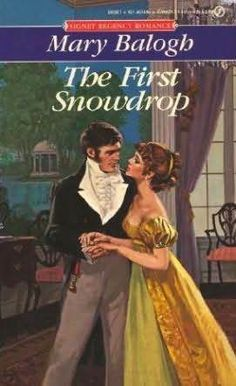 Mary Balogh - The First Snowdrop (Frazer #1)