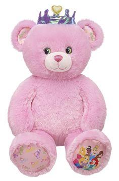 Play Fairy Godmother with @Build.com-A-Bear Workshop's New Disney Princess Bear