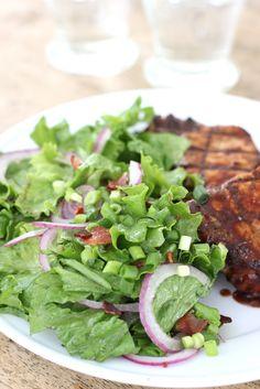 Jenny Steffens Hobick: Wilted Lettuce | Summer Salad Recipes