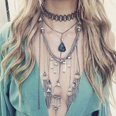 >>> DREAMCATCHER <<< plus que quelques colliers Dreamcatcher en stock ! HURRY UP ✌️  www.hopeshop.fr #jewels #jewelry #nec