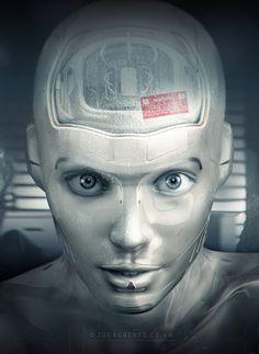 Savas the cyborg