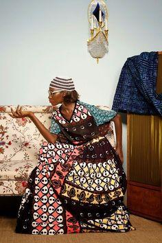 Playing Dress-up: Duro Olowu SS 2015 (via Bloglovin.com )