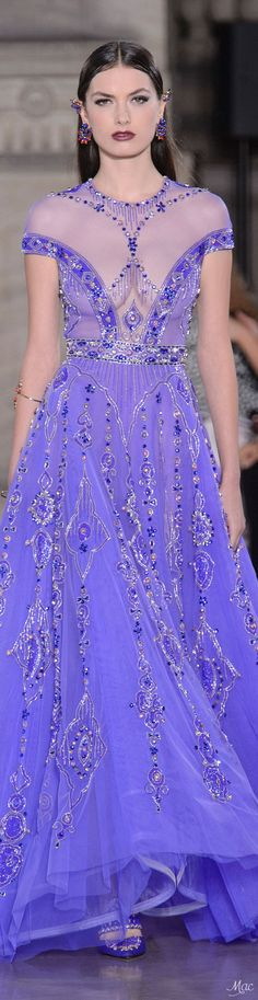 Fall 2017 Haute Couture Georges Hobeika