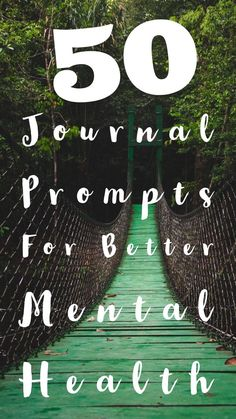 50 journal prompts for mental health. Writing in a journal isn't always easy so it can be helpful to have prompts instead of just freely writing. These journaling prompts are intended to get you in touch with your inner self and focus on the positive. Mental Health Journal, Good Mental Health, Printable Planner, Planner Stickers, Printables, Digital Bullet Journal, Bullet Journal Inspiration, Journal Ideas, Journal Diary