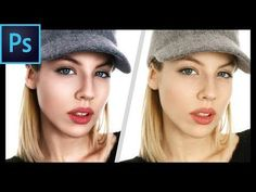 Dodge and Burn Automatically and Still Have Manual Controls in Photoshop - YouTube