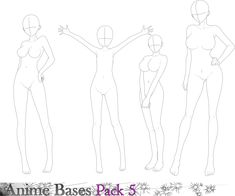 Anime+Bases+pack+5+by+FVSJ.deviantart.com+on+@DeviantArt