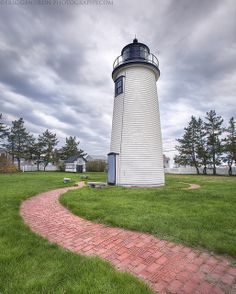 Plum Island Lighthouse, Massachusetts