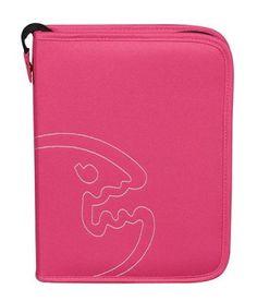 Pink iQ Bites Logbook folder - compatible with the PADI Logbook