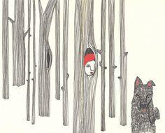 willy dibujando: Resultados de la búsqueda de caperucita