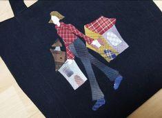 ※ 미니 에코백 : 네이버 블로그 Quilted Bag, Purses And Bags, Applique, Quilts, Handmade Bags, Scrappy Quilts, Totes, Quilt Sets, Quilt
