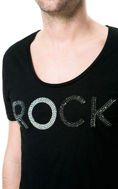 画像 3 の ROCK Tシャツ ザラから