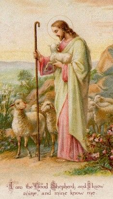 "#Jesus #GoodShepherd | ""I am the Good Shepherd, and I know mine, and mine know Me."""