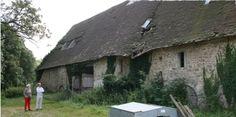 Boxley Abbey Barn