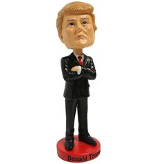Donald Trump Collectors Bobblehead Doll