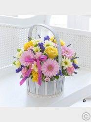 Happy Birthday Spring Basket