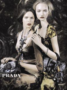 Prada F/W 2004 Ad Campaign