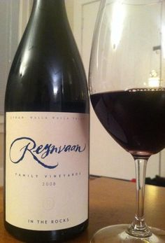 The Reynvaan wine are sooooo good! If you aren't on the list yet, you may be out of luck however! #WAWine #Wine #WallaWalla