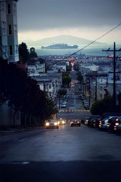 Cuando vaya a San Francisco les enviare postales como esta