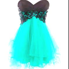 Cute dress for a high school dance - omg sooo sute | dresses ...