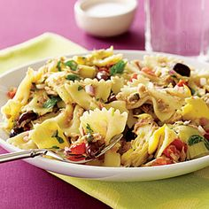 Tuna Pasta Salad | MyRecipes.com