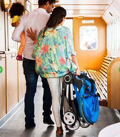 #Stokke #Scoot stroller is the perfect pram for the family on-the-go. #StokkeTravel