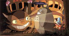 Because We Love Making Movies!: Películas: Mi vecino Totoro