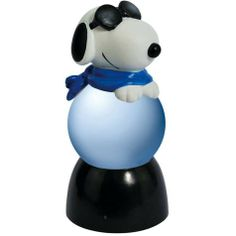 Snoopy Joe Cool Color Changing Lighted Mini Sparkler Globe