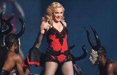 Se podría grabar el DVD del tour de Madonna en CDMX