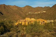 Scottsdale Golf Course Homes