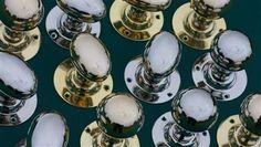 Door furniture, door knobs and door handles, window furniture, items on promotion. Brass door knobs discounted.   www.priorsrec.co.uk