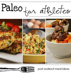 From Multiply Delicious - recipes for athletes and post-workout!