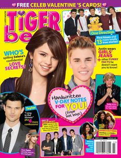 """March 2012 Tiger Beat is on stands â€"""" IN Tiger Beat THIS MONTH: Do you know One Direction yet? If you still need a crash course, Tiger Beat has Vintage Magazines, Teen Magazines, Tiger Beat, Big Time Rush, Ross Lynch, First Kiss, Celebs, Celebrities, Hot Boys"""
