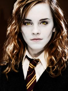 hermione vampire edit by thelonelyvampire digital art ...
