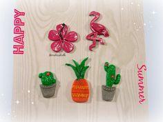Decoraciones Scrapbooking Colección Happy Summer 5 por MoralesRuth