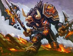 Tauren Warrior - Hearthstone Wiki