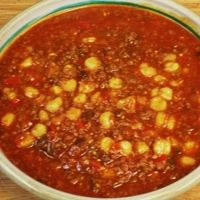 This is a hearty soup that only takes about 1 hour from start to finish. I started looking at a Pork Posole recipe but did not have the time to thaw, cube, and brown the pork, but… Hominy Recipes, Chowder Recipes, Pork Recipes, Yummy Recipes, Yummy Food, Tasty, Hominy Soup, Pork Posole